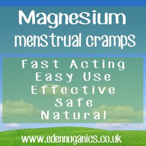 Magnesium and Period Cramps