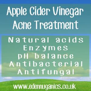 ACV Acne Use