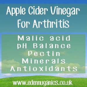 Arthritis and ACV Info