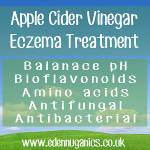 ACV & Eczema Treatment