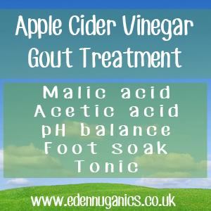ACV Gout Treatment