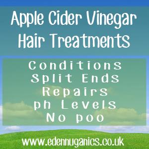 ACV Hair Care