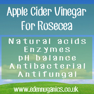ACV for Rosacea