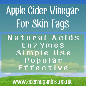 ACV Skin Tags Remedy
