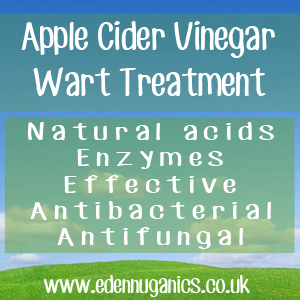 ACV Treatment for Warts