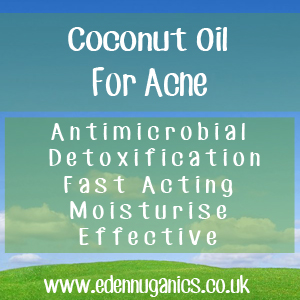 Acne Treatment with Coconut Oil