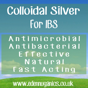 Colloidal Silver for IBS