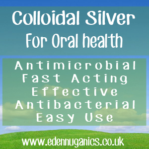Colloidal Silver and Oral Health