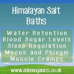 Himalayan Salt Baths