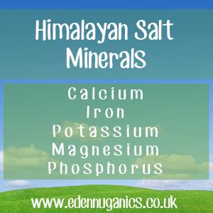 Benefits of Himalayan Salt and Minerals