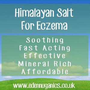 Himalayan Salt and Eczema