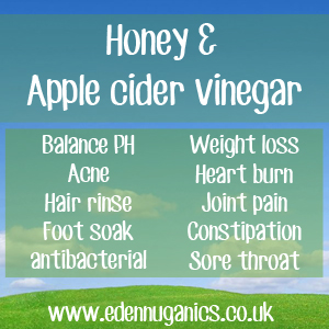 ACV & Honey Health Tonic