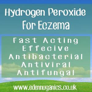 Hydrogen Peroxide for Treating Ezcema