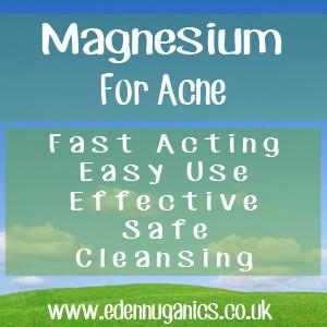 Magnesium Treatment of Acne