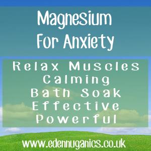 Magnesium & Anxiety