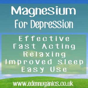 Depression and Magnesium