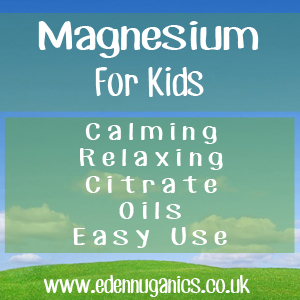 Kids and Magnesium