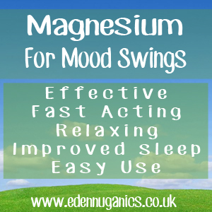 Magnesium Mood Swings