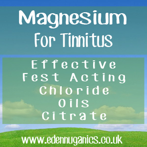 Magnesium and Tinnitus