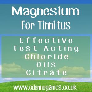 Magnesium and Tinnitus