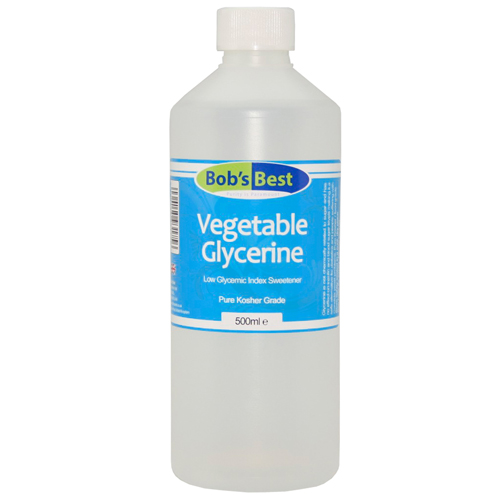 Vegetable Glycerin - Sugar Replacement Therapy from Eden