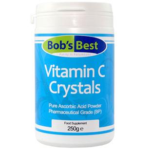 Bobs Best Vitamin C Crystals 250g