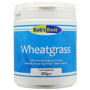 Natural Wheatgrass 200g