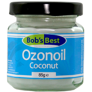 Bob's Best Ozonated Coconut Oil 85g