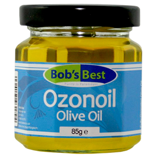 Bob's Best Ozonated Olive Oil 85g
