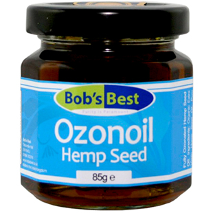 Bob's Best Ozonated Hemp Seed Oil 85g
