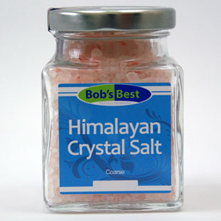 Bob's Best Coarse Himalayan Crystal Salt 225g