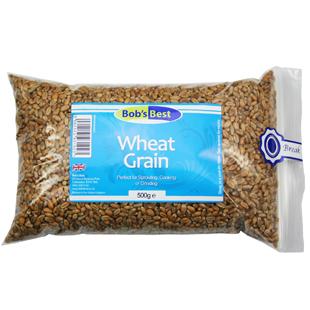 Wheat Grain 500g