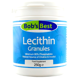 Bob's Best Lecithin Granules 250g