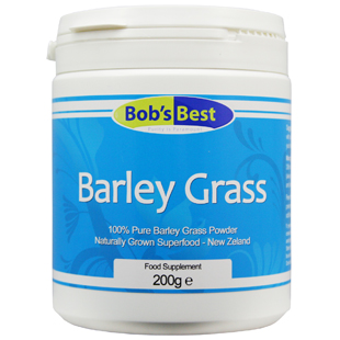 Natural Barley Grass 200g