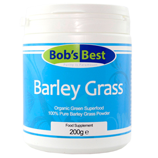 Organic Barley Grass 200g