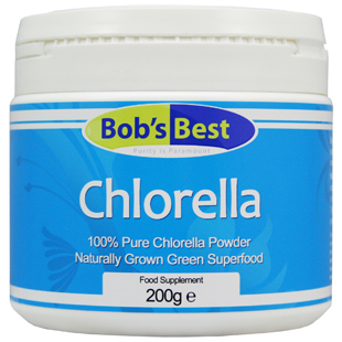 Natural Chlorella 200g