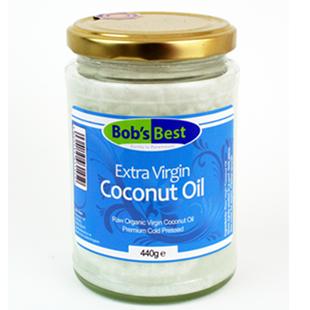 Bob's Best Coconut Oil 440g