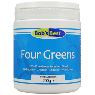 Natural Four Greens 200g