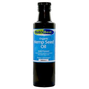 Bob's Best Hemp Seed Oil 250ml