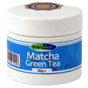 Bob's Best Matcha Green Tea 20g