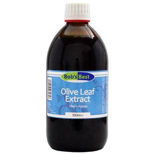 Bob's Best Olive Leaf Extract 500ml