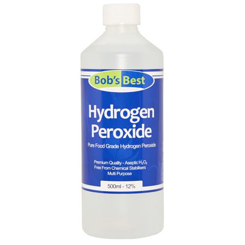 Organic Food Grade Hydrogen Peroxide