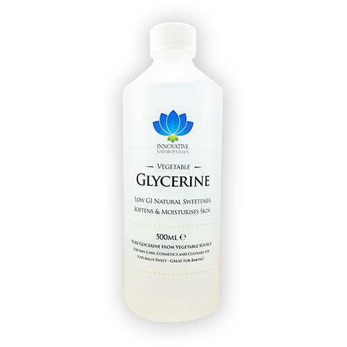 500ml Bottle of Vegetable Glycerine