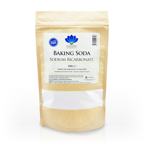 Packet of Sodium Bicarbonate Powder - 500g