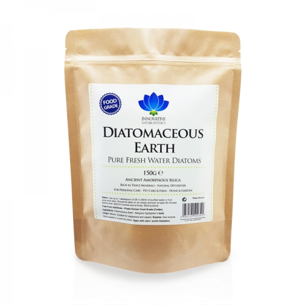 Large Packet of Diatomaceous Earth