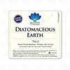 Detailed View of Diatomaceous Earth 75g Label