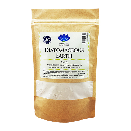 Small Packet of Diatomaceous Earth