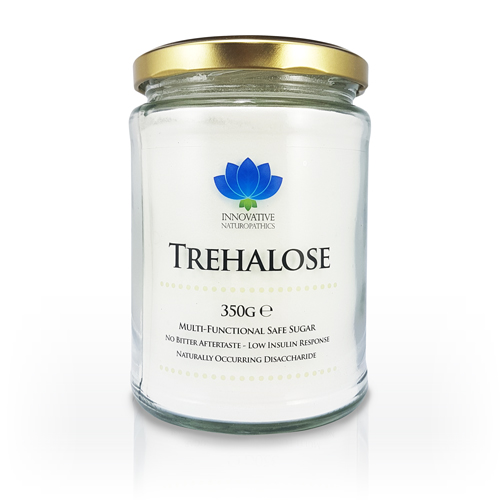 350g Glass Jar of Trehalose