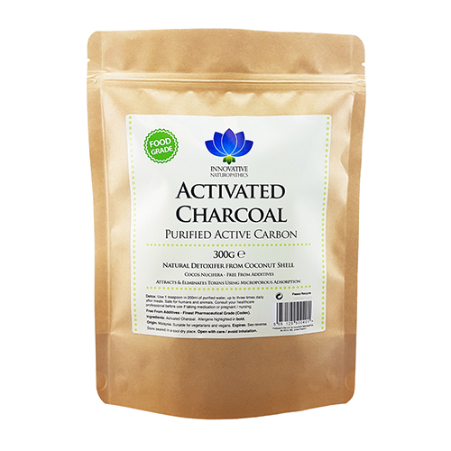 Large Packet of Activated Charcoal