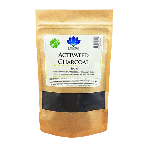 Small Packet of Activated Charcoal